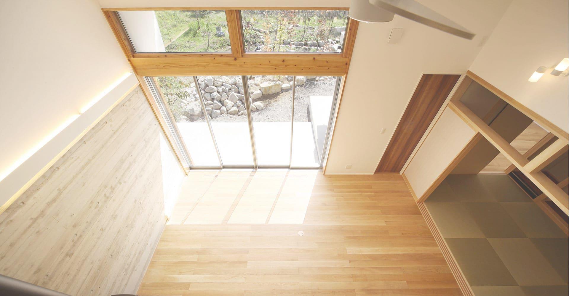 パッシブデザインと全館空調の組み合わせで快適な空間