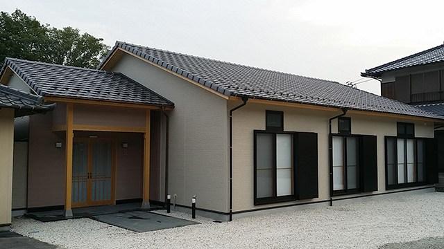 和の平屋デザイン
