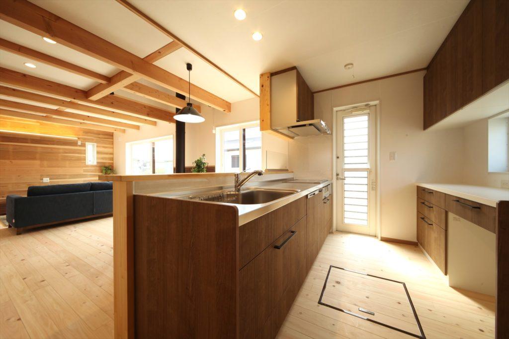 注文住宅ではキッチンにもこだわりたい